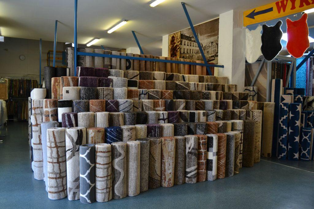 Dywanoland łuszczów Materiały Budowlane