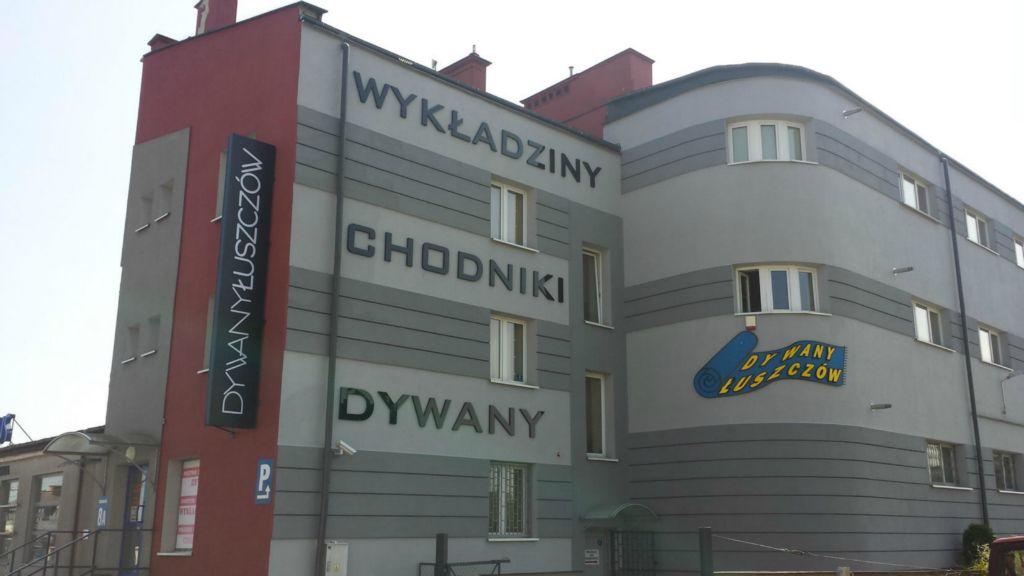 Sklep Lublin Krochmalna Ul Krochmalna 8a Dywany łuszczów